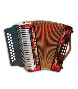 Concertina 8 Basses 4 Voices 3 Voices 3 Registers Corso 1600/3