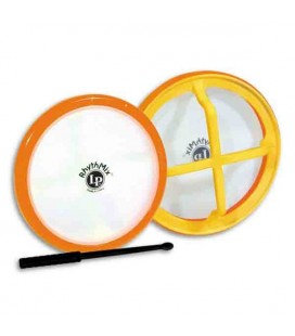 LP Rhythmix Plastic Tambourine 20cm with Mallet LPR328-I