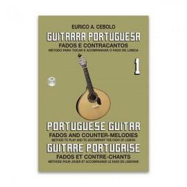 Método Guitarra Portuguesa Nº 1 c/CD GP1