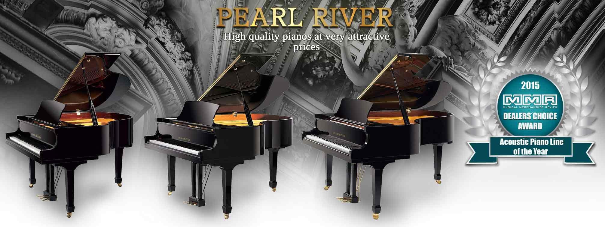 Acoustic pianos