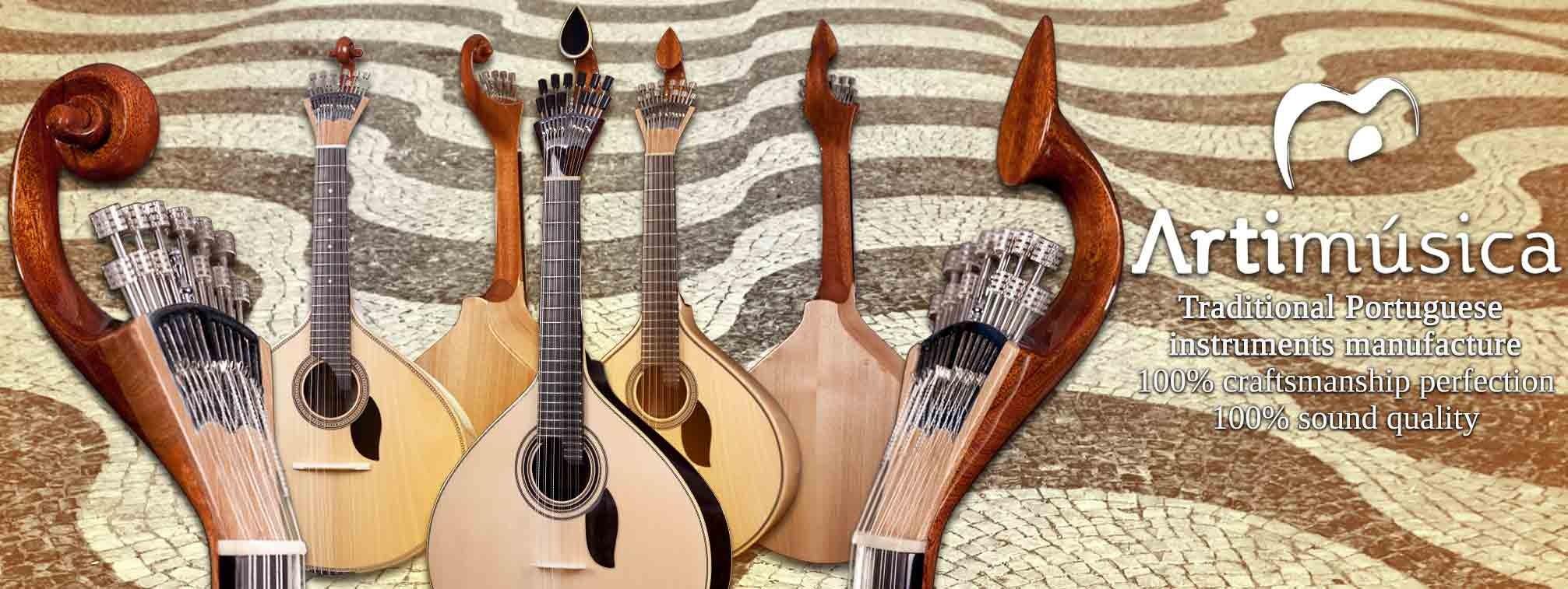 Artimúsica portuguese guitars