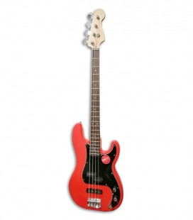 Guitarra Bajo Fender Squier Affinity Precision Bass PJ LRL RCR