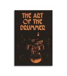 Livro Music Sales JV60274 Art of The Drummer Volume 1