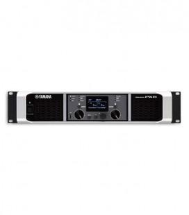 Foto de los controles de la Etapa de Potencia Yamaha PX8