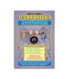 Libro Eurico Cebolo BAT Método Tocar Bateria con CD