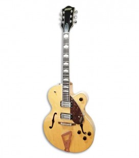 Guitarra Eléctrica Gretsch G2420 Streamliner Hollow Body Ambar