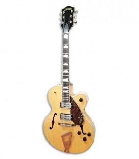 Guitarra Elétrica Gretsch G2420 Streamliner Hollow Body Ambar