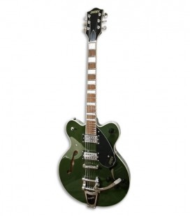 Guitarra Elétrica Gretsch G2622T Streamliner Bigsby DC Torino Green