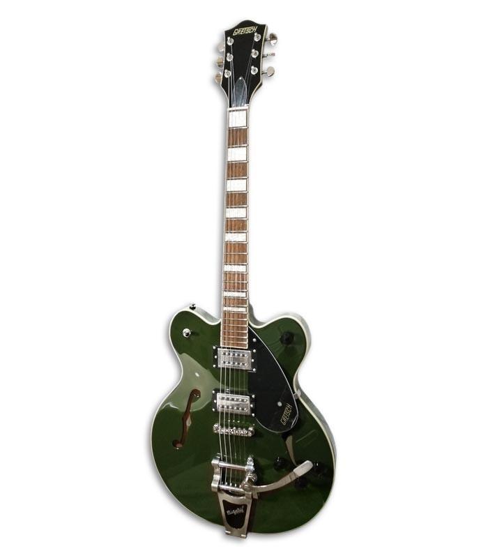 Foto de la guitarra Gretsch G2622T Streamliner Torino Green