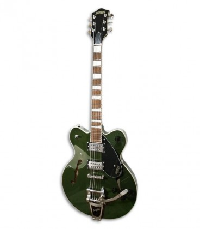 Foto da guitarra Gretsch G2622T Streamliner Torino Green