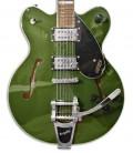 Cuerpo de la guitarra Gretsch G2622T Streamliner Torino Green