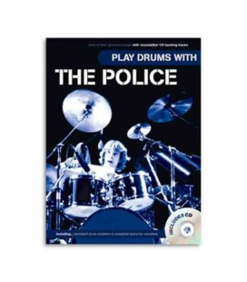 Music Sales Book Play Drums with The Police AM991375