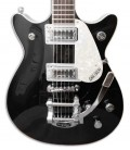 Cuerpo de la guitarra Gretsch G5445T Electromatic Black