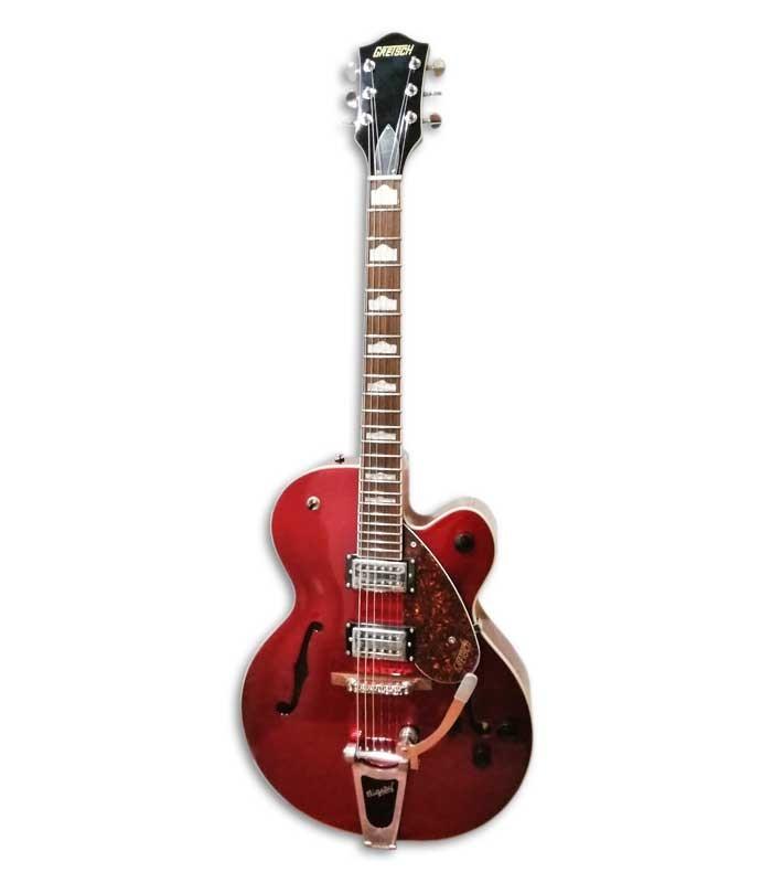 Foto de la guitarra Gretsch G2420T Streamliner Candy Apple Red