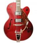 Cuerpo de la guitarra Gretsch G2420T Streamliner Candy Apple Red