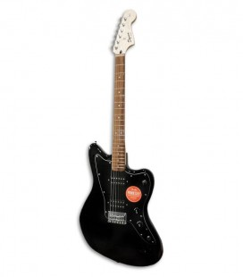 Photo of guitar Squier Affinity Jazzmaster Black