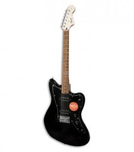 Guitarra Elétrica Fender Squier Affinity Jazzmaster HH IL Black