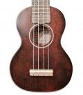 Corpo do ukulele Gretsch Soprano G9100