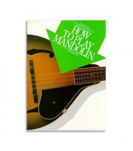 Libro Music Sales AM35163 How To Play Mandolin