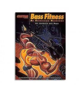 Libro Music Sales HLE00660177 Bass Fitness An Exercising Handbook