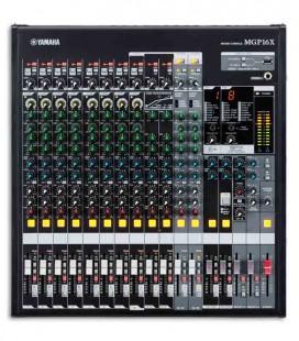 Mesa de Mezclas Yamaha MGP16X 16 Canales con Efectos