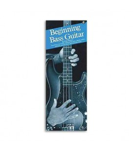 Livro Music Sales AM36989 Beginning Bass Guitar