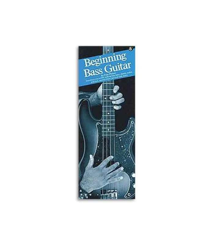 Livro Music Sales AM36989 Beginning Bass Guitar