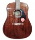 Body of guitar Fender CD 60S All Mahogany