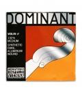 Corda Thomastik Dominant 132 Mi para Violino 1/2 3 Ré