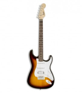 Guitarra Electrica Fender Squier Bullet Stratocaster HSS RW Sunburst