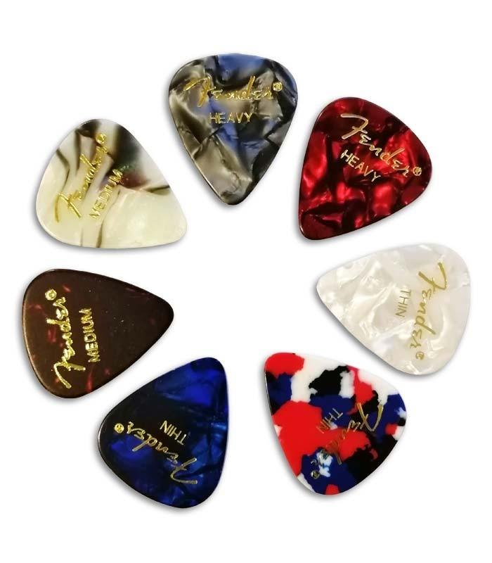 Fender Pick for Guitar