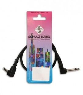 Cable Schulz PC 50 Jack Jack 50cm Curvo
