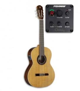 Guitarra Clásica Alhambra 1C HT EZ