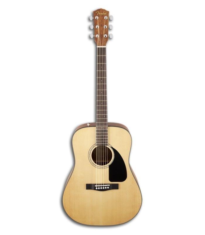 Foto de la guitarra acústica Fender CD 60 V3 DS