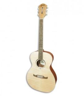 Guitarra Electroac炭stica Fender FA 235E Concert Natural