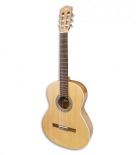 Foto a 3/4 de la Guitarra Clásica Alhambra Z-Nature