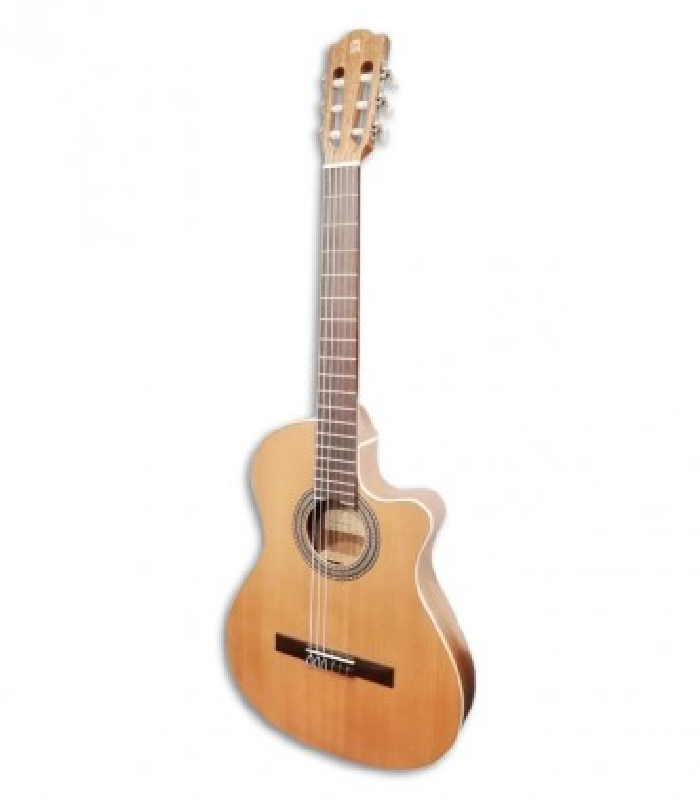 Guitarra clássica Alhambra Z Nature Thinline CT EZ