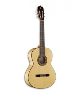 Foto de la guitarra de flamenco Alhambra 3F