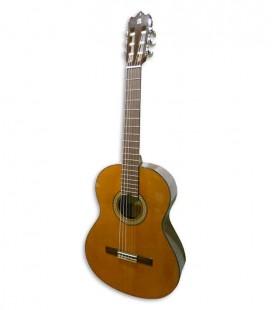 Alhambra 3C E1 Guitarra Clásica Ecualizador Cedro Sapelly