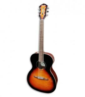 Guitarra Electroac炭stica Fender FA 235E Concert Sunburst