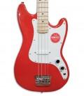 Fender Bass Guitar Squier Bronco Bass Torino Red