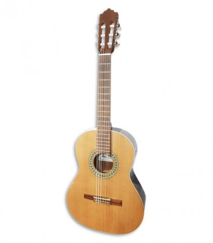 Photo of classical guitar Paco Castillo 201 3/4