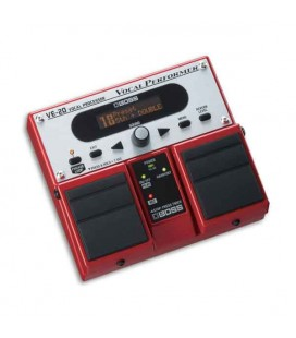 Pedal Boss VE 20 Duplo Vocal