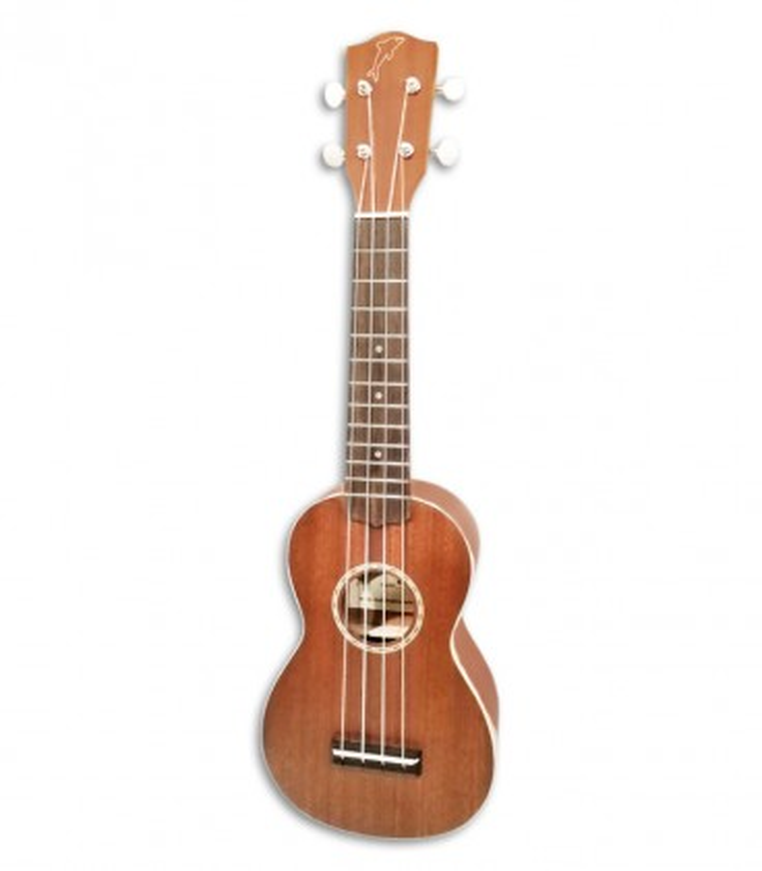 Foto ukulele mahimahi ms st2 frente en tres cuartos