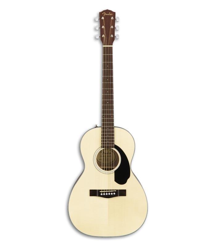 Foto de la Guitarra Acústica Fender CP-60S Parlor frente