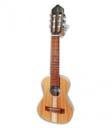 Photo of the APC Guitalele GT Traditional front and three quarters