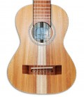 Photo of the APC Guitalele GT Traditional top and rosette
