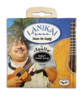 Juego de Cuerdas Lanikai GZ9016 para Ukelele Tenor