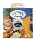 Foto de la portada del embalaje del Juego de Cuerdas Lanikai para Ukulele Tenor