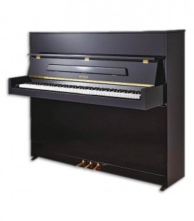 Piano Vertical Petrof P118 S1 Middle Series